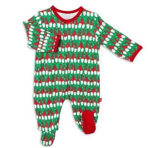 NWT Magnetic Me newborn gnome modal footie